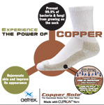 Copper Socks